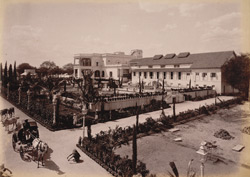 Bashir-bagh Palace, Hyderabad.